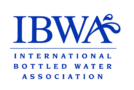 IBWA logo blue color 4 lines plus transparent background